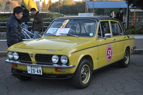 1974 Triumph Dolomite Sprint