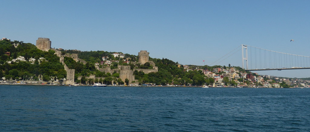 view of Rumeli Hisari plus bridge