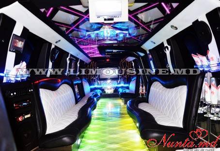 Diverse limuzine de la Limousine.md