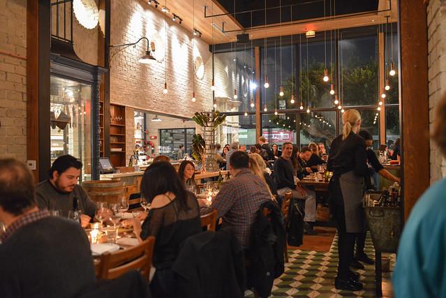 Ca Brea Restaurant La Brea