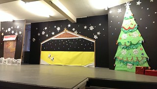 Salfords School Nativity Play