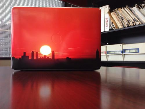 MacBook Glare