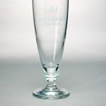 ベルギービール大好き!!【ジラルダンの専用グラス】(管理人所有 )