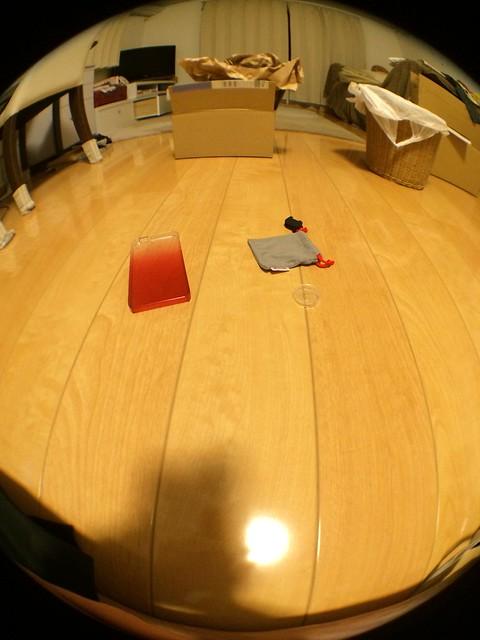 iPhone5sで撮影 olloclip 2013年12月11日