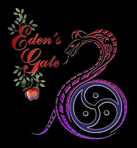 Eden's Gate Logo