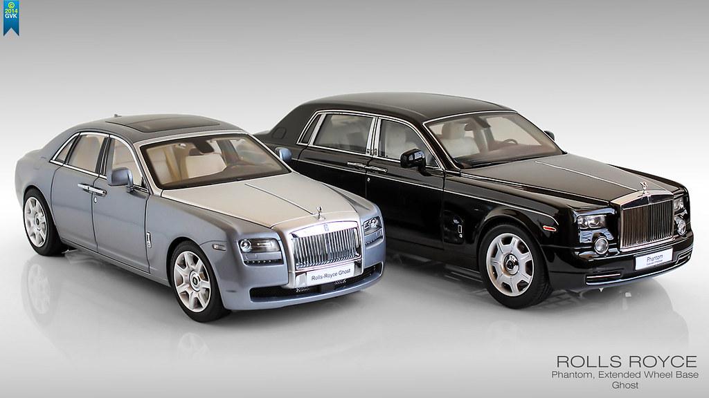 rolls royce phantom black review and comparison kyosho diecast cars forums. Black Bedroom Furniture Sets. Home Design Ideas