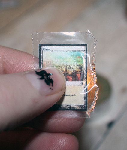 MtG Card Tutorial