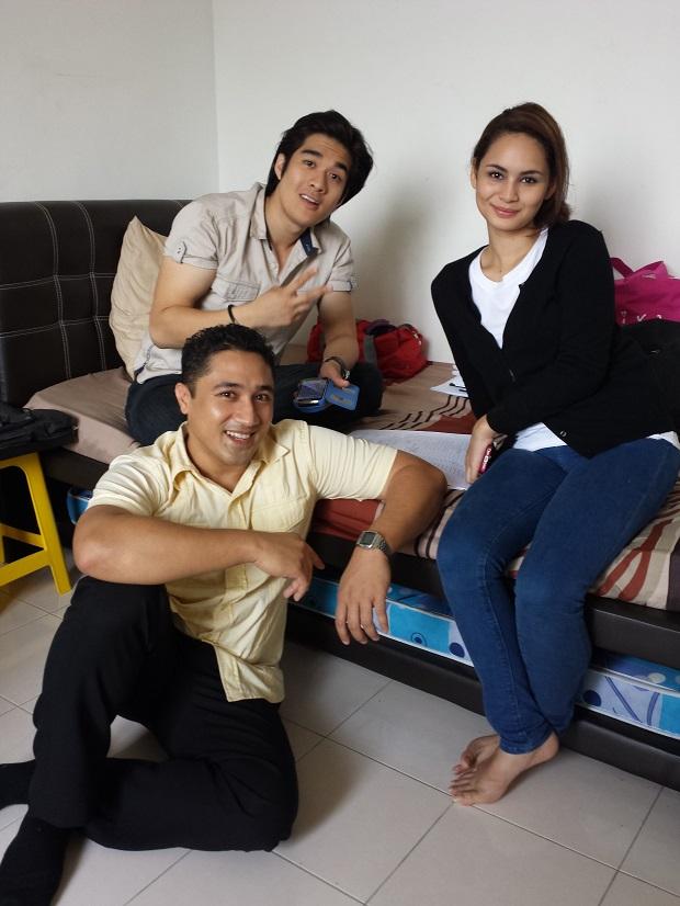 Ery Zukhairi Jadi Profesor Dalam Drama Cinta Padang Kedua