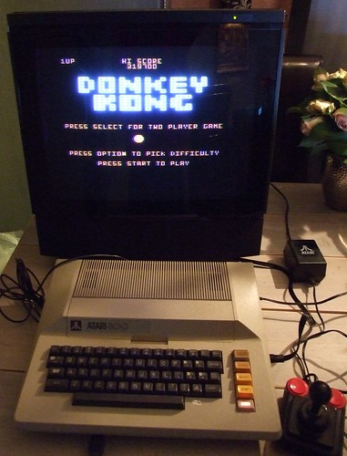 Donkey Kong 319,700 points