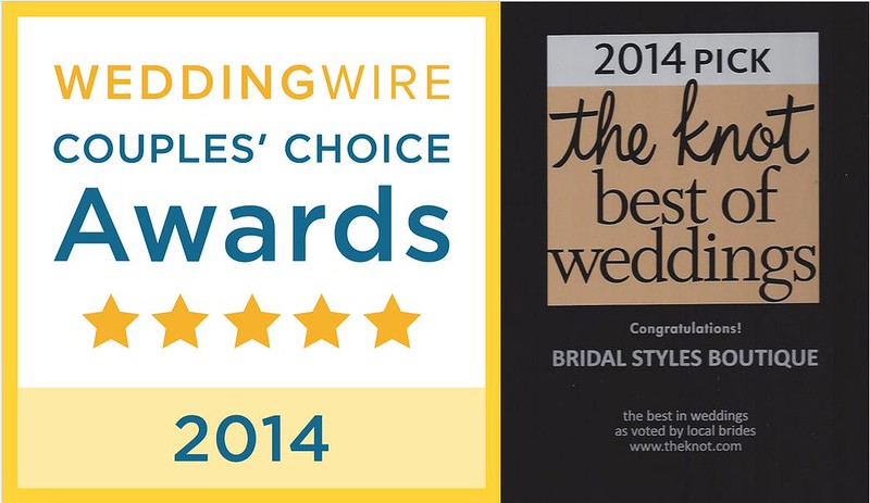 Bridal Styles Boutique Awards 2014