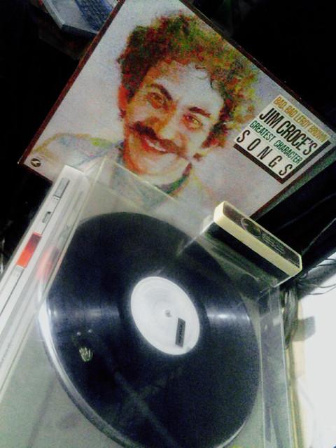 Jim Croce LP Record