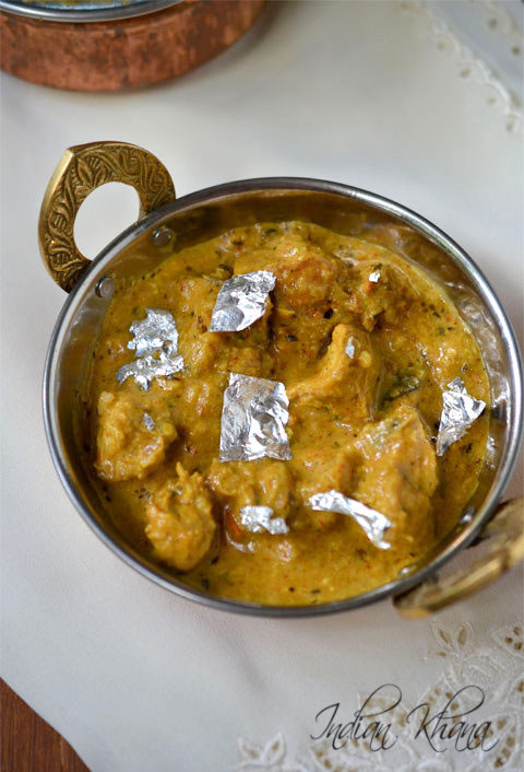Shahi-Murgh-Shahi-Chicken-recipe