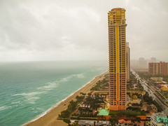 View Of Sunny Isles Beach, Fl.