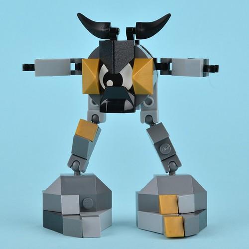 LEGO Mixels 41500 Flain Review