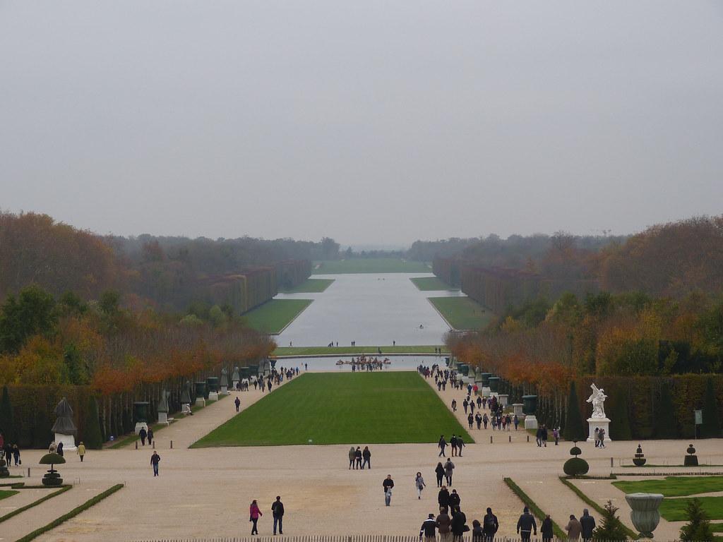 Gardens, Versailles