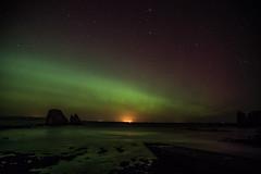Aurora Borealis, the Northern Lights, Scotland