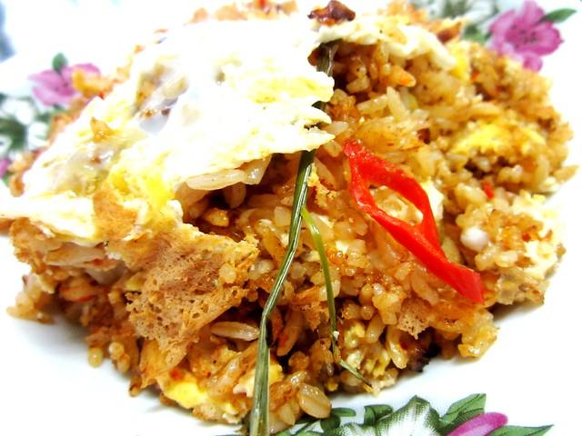 STP's tom yam fried rice