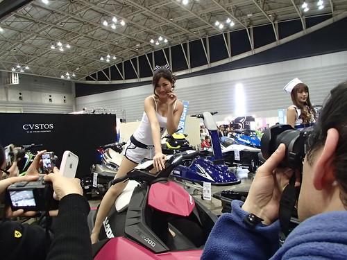 JAPAN BOAT SHOW - naniyuutorimannen - 您说什么!