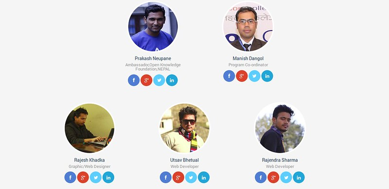 Team member of openspendingnepal.org