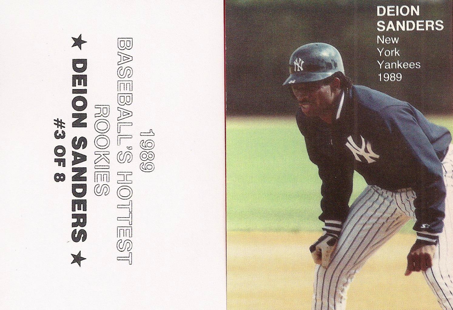 1989 Baseballs Hottest Rookies