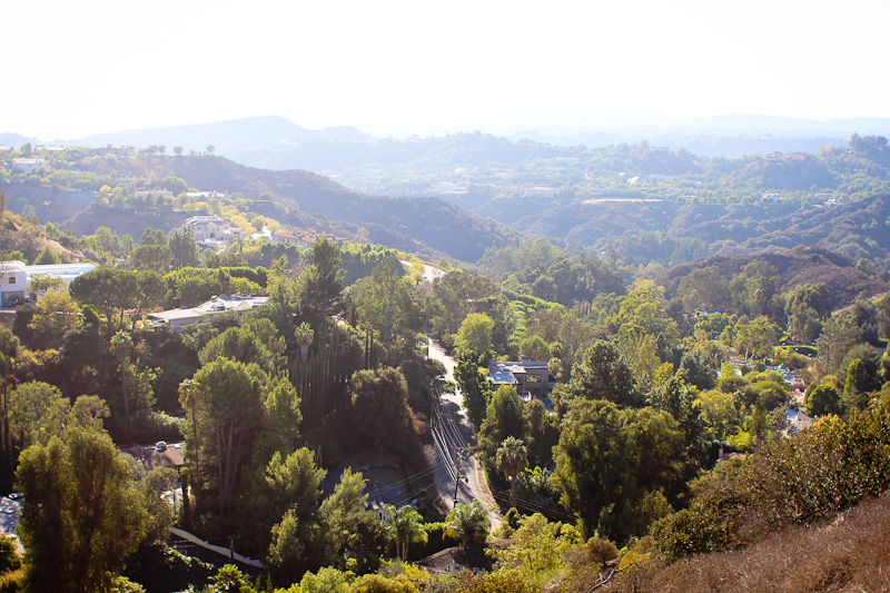Mulholland Drive, Los Angeles