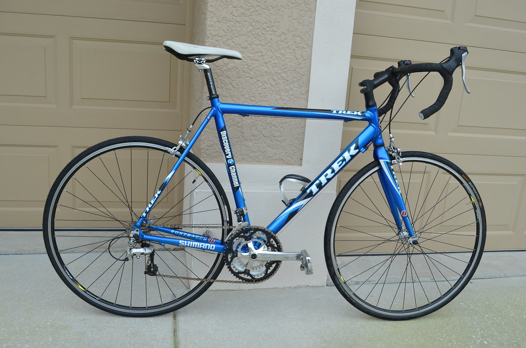 trek discovery channel tampa bike trader