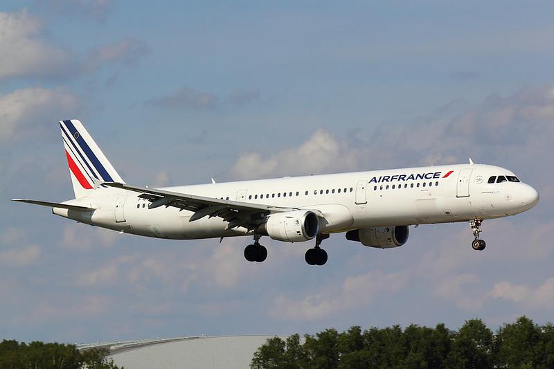 Air France - A321 - F-GTAI (1)