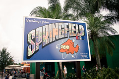 Welcome to Springfield USA