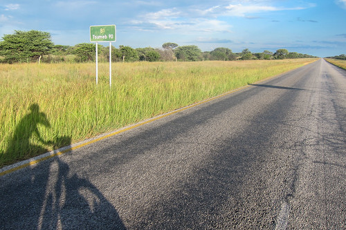 Road to Tsumeb