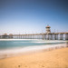 Huntington Beach Pier by Kevin.Wong Photography
