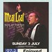Meatloaf at Harewood House, Leeds Flyer...