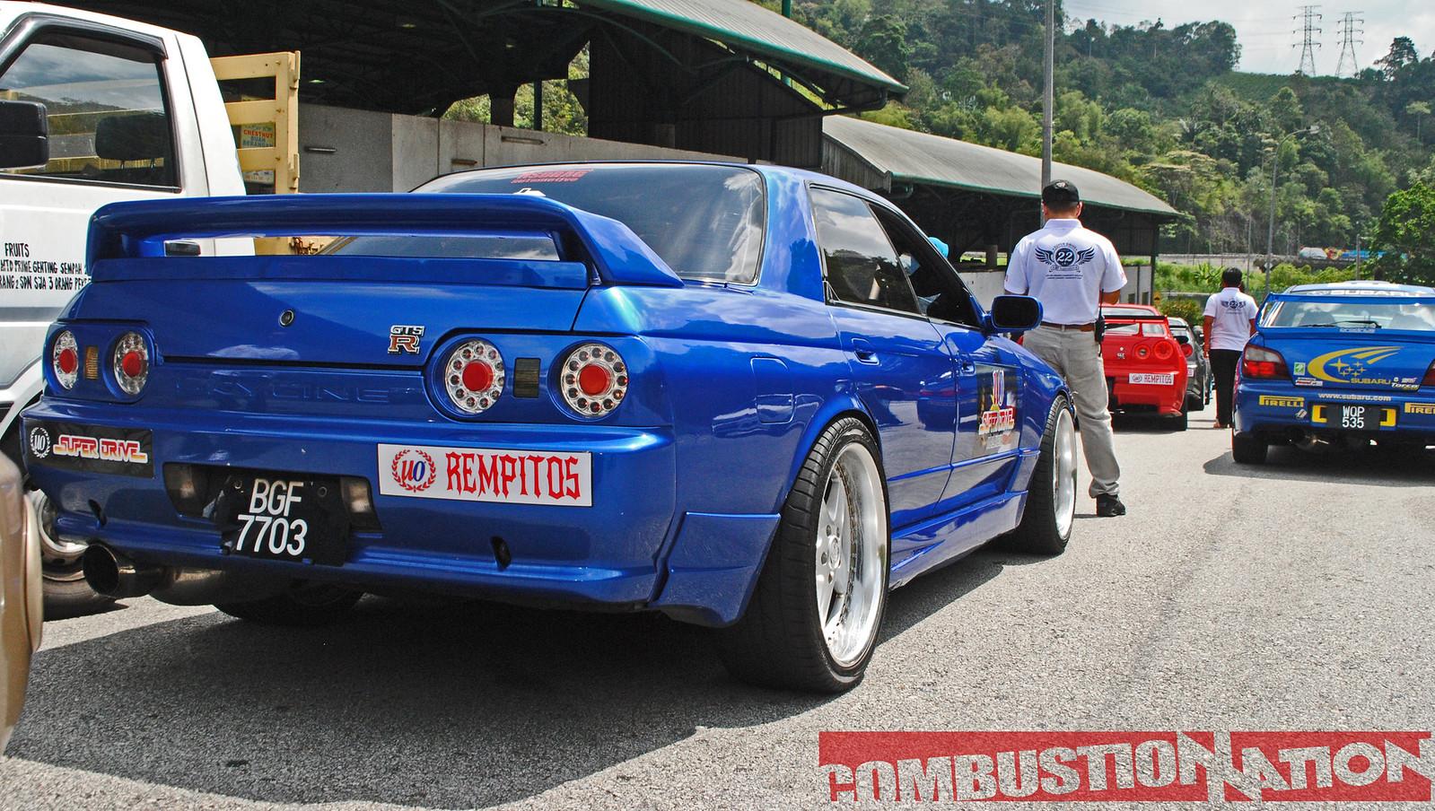 Blue R32