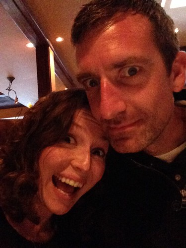 IMG_2610 Megan and Shaun's selfie