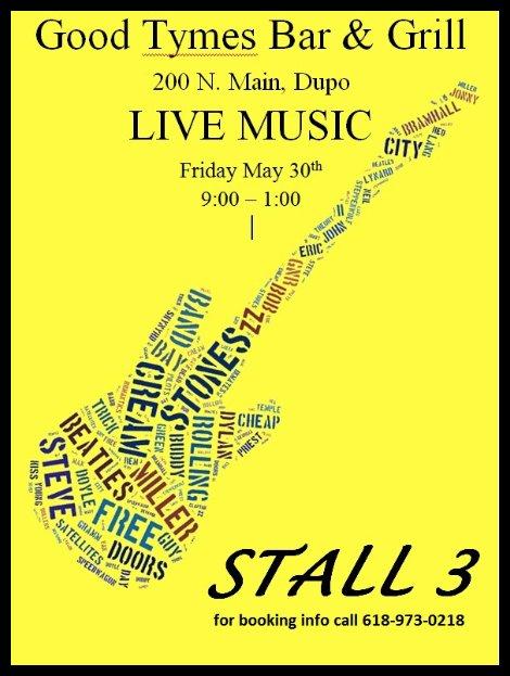 Stall 3 5-30-14