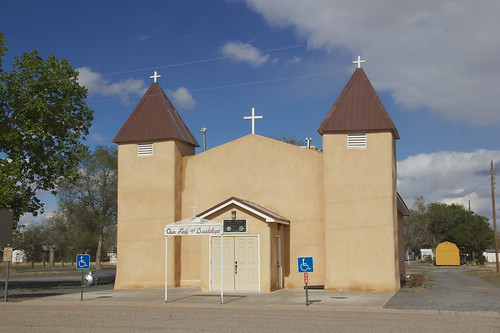 Our Lady of Guadalupe Catholic Church, Encino, NM