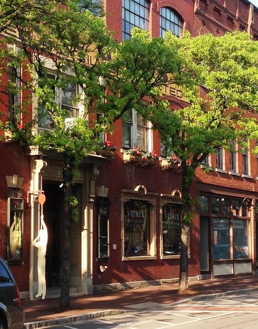 Corning, NY (c2014 by FK Benfield)