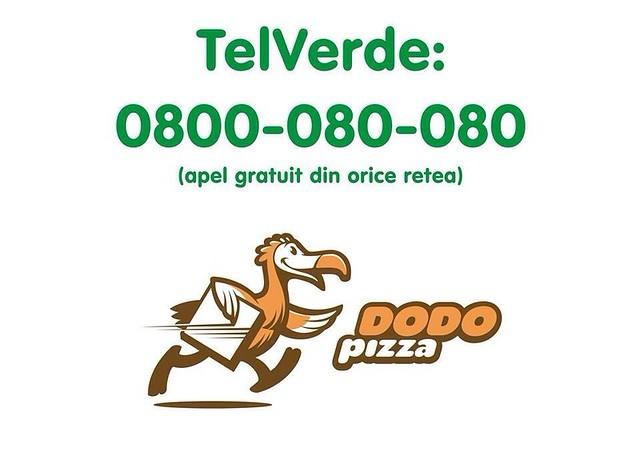 Dodo Pizza Brasov Romania