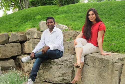 Nisshanth Kumar and Maryam Karim
