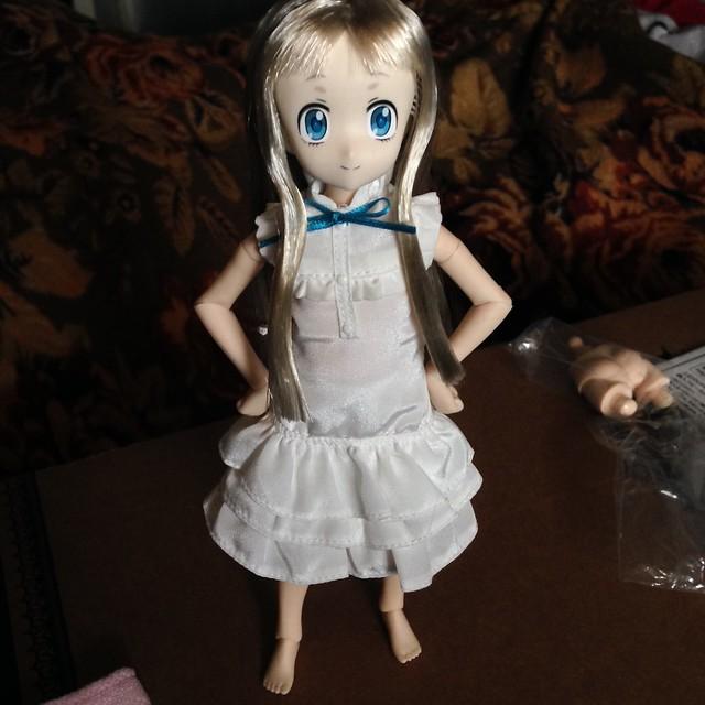 Mei-chan(azone pure neemo Menma)