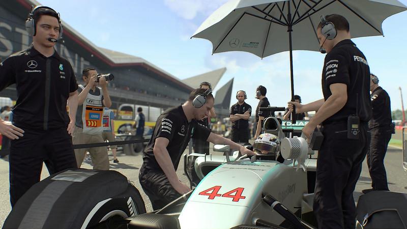 F1 2015 Silverstone Screenshots