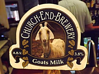 Church End, Goats Milk, England