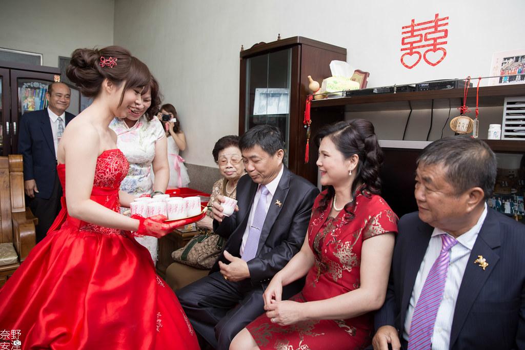 婚禮紀錄-高雄-展誠&鳳綿-文定午宴 X 吉喜海鮮餐廳 (25)