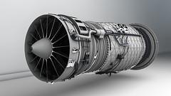light, jet engine, aircraft engine,