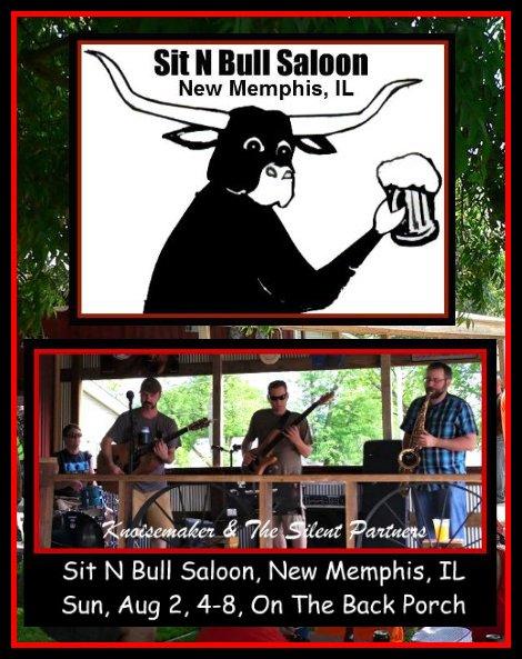 Sit N Bull 8-2-15
