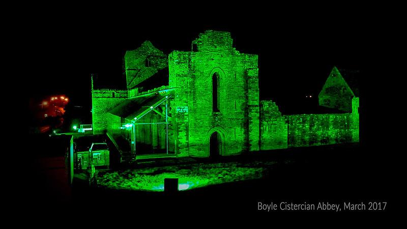 Boyle Cistercian Abbey
