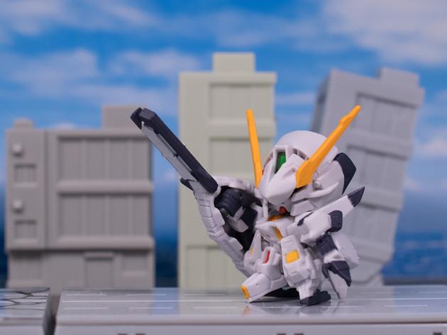 レビュー FW SDガンダム NEO 01 TR-6[ウーンドウォート]