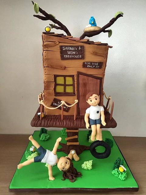 Cake from Sweet Treats by Sandra