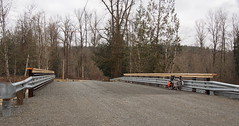 Bridge Over New Drainage Creek