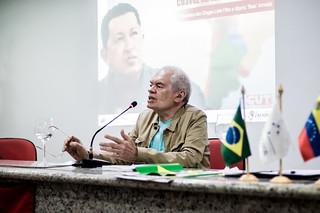Homenagem à Hugo Chávez - 06/03/2017 - Brasília (DF)