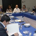 VICEMINISTRO MIRANDA PARTICIPA EN INTERCAMBIO DE EXPERIENCIAS SOBRE ESTRATEGIAS REFERENTES AL CAMBIO CLIMÁTICO